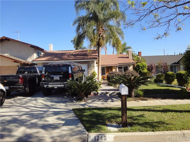 1240 N Allwood Cr, Anaheim, CA 92807 Photo 0