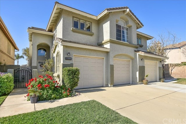 Detail Gallery Image 1 of 1 For 11149 Corsica Ct, Rancho Cucamonga, CA 91730 - 4 Beds | 2/1 Baths