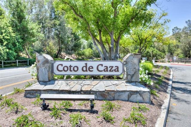 26 Panorama Coto De Caza, CA 92679 - MLS #: OC17149452