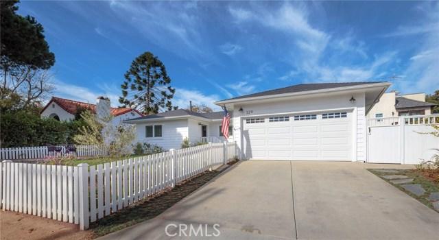 329 Camino Del Campo, Redondo Beach, CA 90277