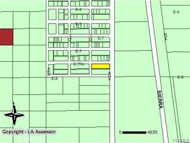 31161303 Vac/Cor Avenue E7 Pl/10 Stw Lancaster, CA 93534 - MLS #: SW18001411