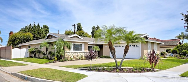Single Family Home for Sale at 5951 Cerulean St Garden Grove, California 92845 United States