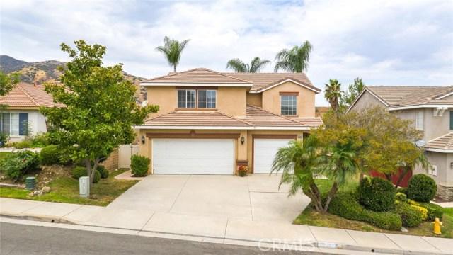 22831 Sunrose Street, Corona, California