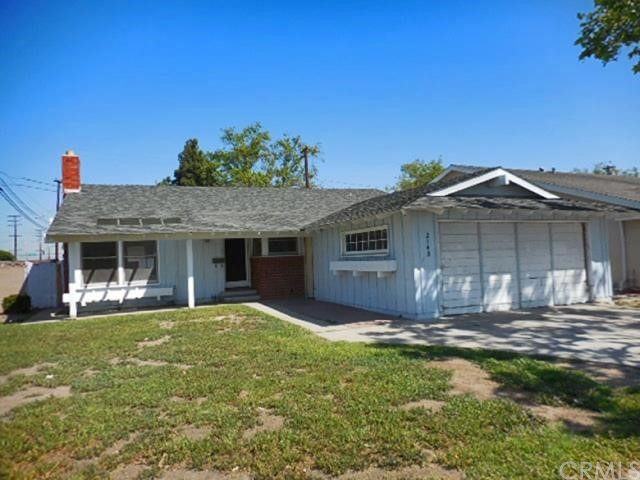 ***JUST LISTED HUD HOME IN NORTH TORRANCE*** This 3 bedroom, 2 bathroom HUD Home features include:  concrete driveway which leads up to the 2 car attached garage; covered concrete front porch entryway which opens to the carpeted living room with gas stubbed wood burning fireplace and a serving room from the kitchen.  Spacious family room/dining area with slider which leads out to the cinder block fenced backyard with open concrete patio slab, plus a storage shed.  Bright and airy kitchen with tiled counter tops, double sink, electric cooktop, built-in oven, plus inside laundry area.  The main hallway affords access to 2 bedrooms, full hall bathroom with combination bath tub/shower, plus a a owner's suite with a private 3/4 bathroom.  DON'T MISS OUT ON THIS OPPORTUNITY!!!