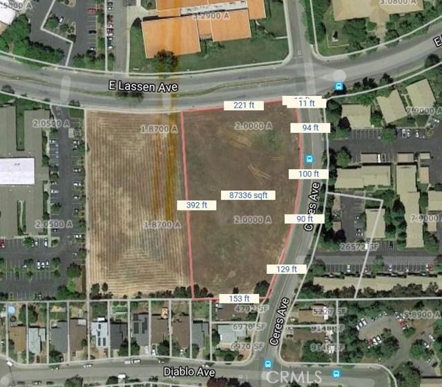 0 Lassen Avenue Chico, CA 95973 - MLS #: SN18053199
