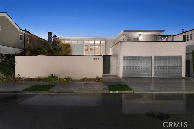 309 Evening Star Lane Newport Beach, CA 92660