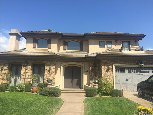 Single Family Home for Rent at 409 Wistaria Avenue E Arcadia, California 91006 United States