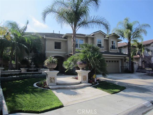 Single Family Home for Rent at 20160 Via Natalie St Yorba Linda, California 92887 United States
