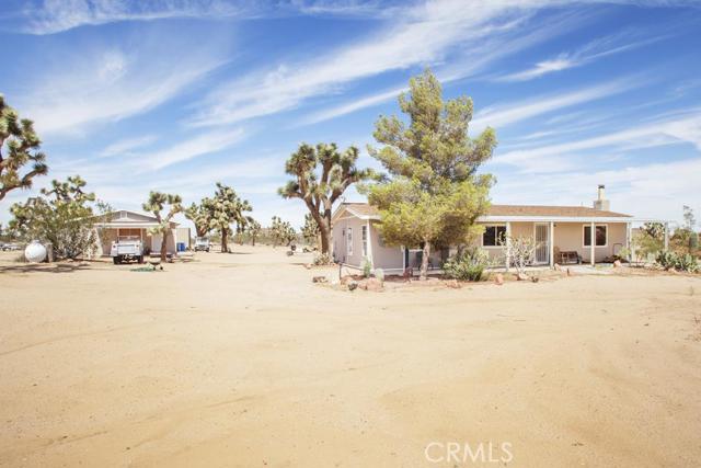 58658 La Brisa Drive, Yucca Valley CA 92284