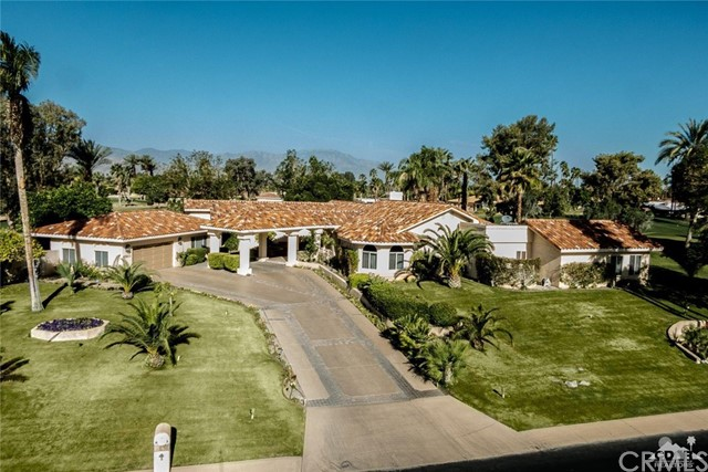 Single Family Home for Sale at 43611 Port Maria Road Bermuda Dunes, California 92203 United States