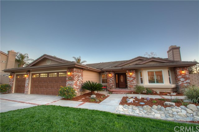 10141 Woodridge Drive Alta Loma, CA 91737 is listed for sale as MLS Listing CV17045193
