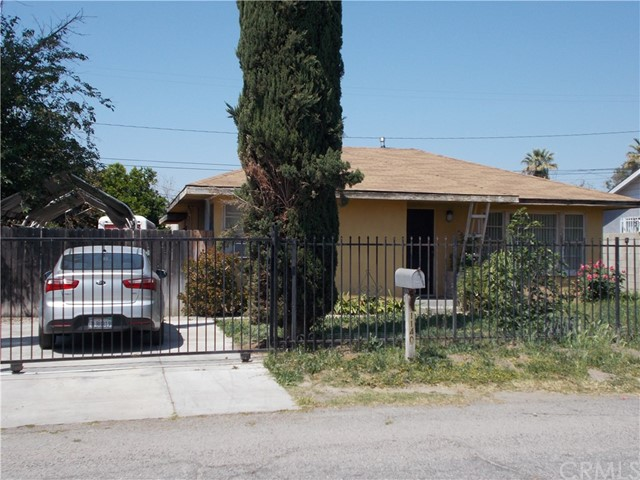 Single Family Home for Sale at 1140 Myrtle Drive San Bernardino, California 92410 United States