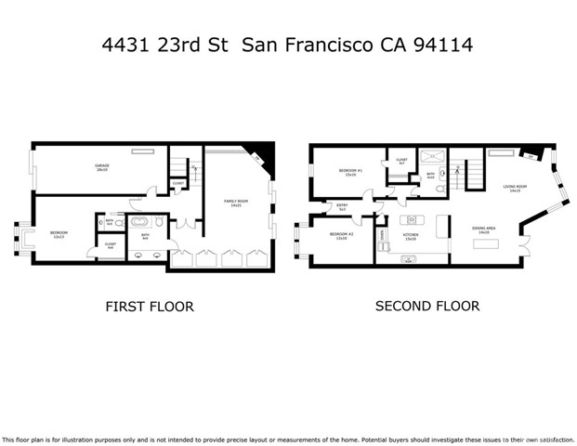 4431 23 St St, San Francisco, CA 94114 Photo 38