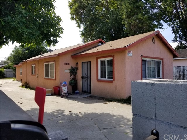 3215 Utah Avenue El Monte, CA 91731 TR17103189