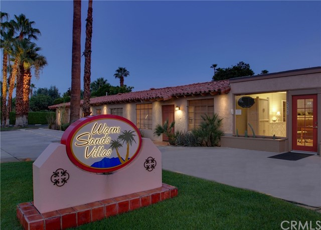 Single Family for Sale at 555 Warm Sands Drive S Palm Springs, California 92264 United States