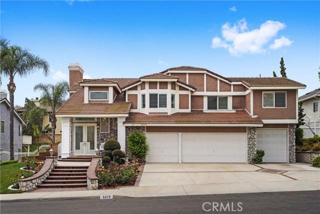 5210  Avenida De Kristine, Yorba Linda, California