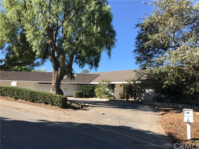 2 El Concho Lane Rolling Hills, CA 90274 is listed for sale as MLS Listing PV17007215