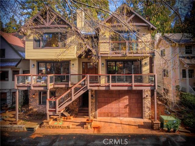 321 Garden Drive Lake Arrowhead, CA 92352 - MLS #: EV18009685