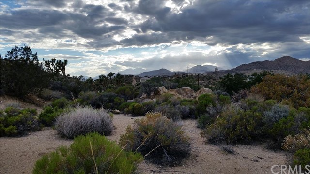 Single Family for Sale at 0 Mountain View Trail Yucca Valley, California 92284 United States