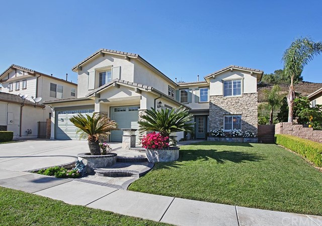 Single Family Home for Sale at 3983 Trolley St Brea, California 92823 United States