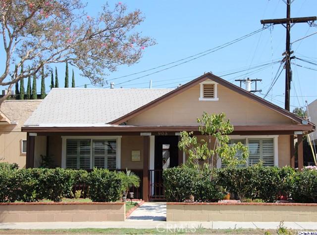 905 E Harvard Street, Glendale, CA 91205