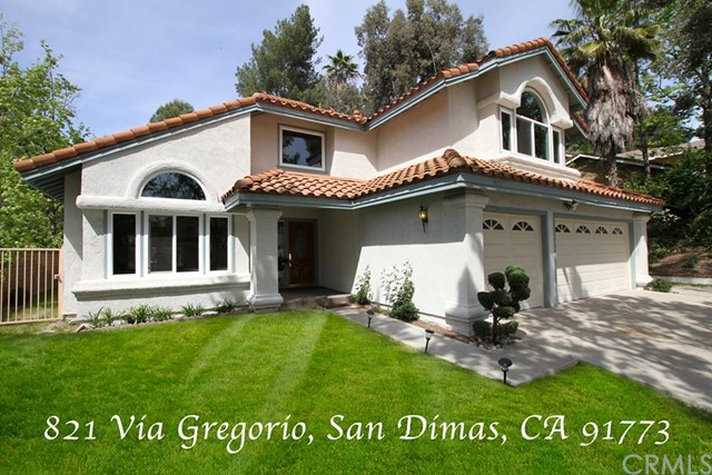 821 Via Gregorio, San Dimas, CA 91773