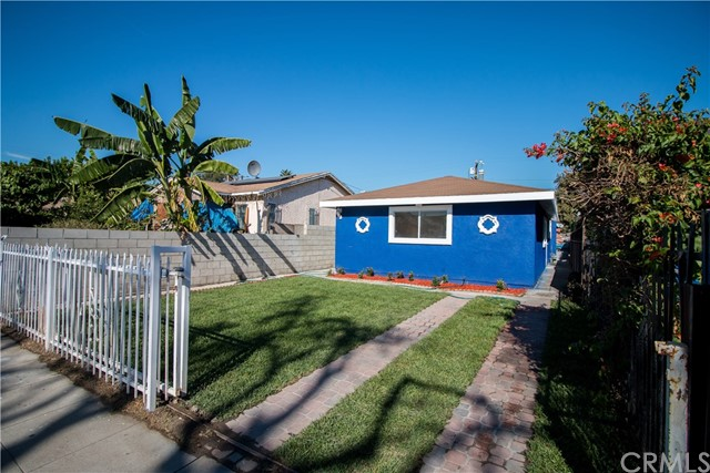 1647 W 59th Place Los Angeles, CA 90047 - MLS #: PW17205148