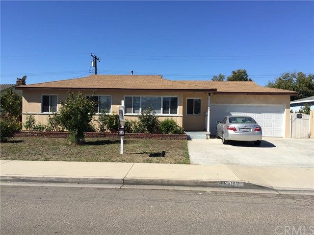 Single Family Home for Sale at 13361 Westlake St Garden Grove, California 92843 United States