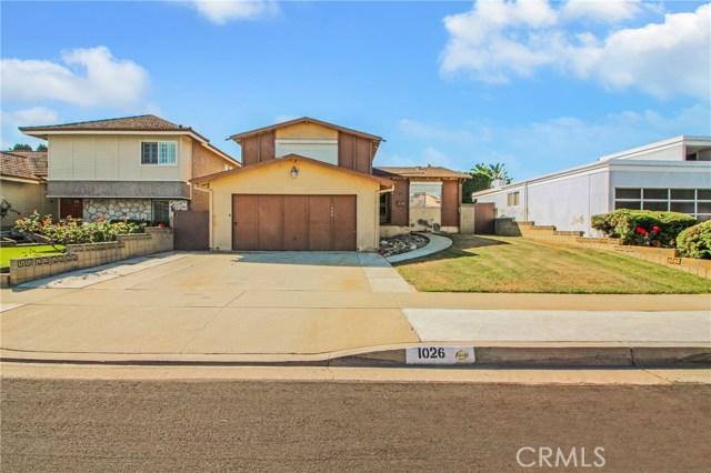 1026 Ashpark Lane, Harbor City, California 90710, 5 Bedrooms Bedrooms, ,3 BathroomsBathrooms,Single family residence,For Sale,Ashpark,OC19238191