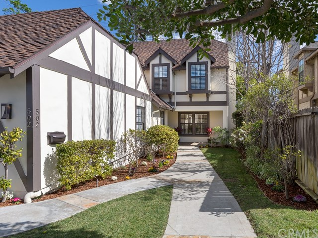 Single Family Home for Sale at 502 Washington Street 502 Washington Street El Segundo, California 90245 United States
