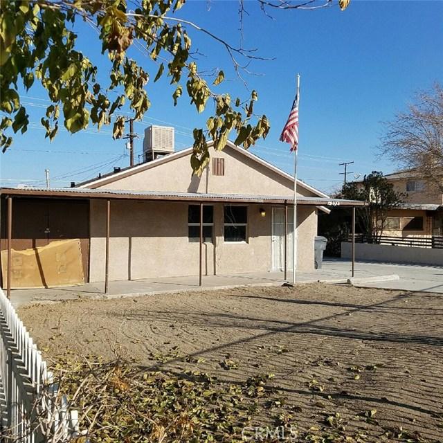 1321 W Buena Vista Street Barstow, CA 92311 - MLS #: CV18086948