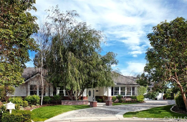 Single Family Home for Sale at 26532 Broken Bit Lane Laguna Hills, California 92653 United States