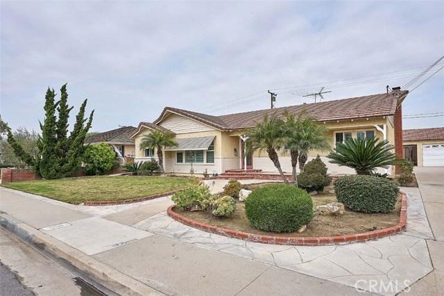 Single Family Home for Sale at 11445 178th Street Artesia, California 90701 United States