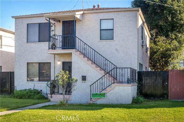 645 16th, San Pedro, California 90731, ,Residential Income,For Sale,16th,SB19242581
