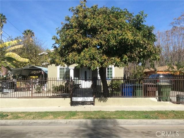 Single Family Home for Sale at 2435 E 130th Street 2435 E 130th Street Compton, California 90222 United States