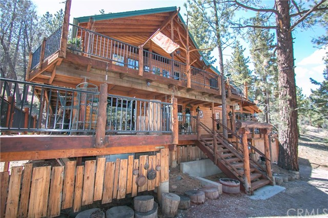 Single Family Home for Sale at 440 Sawmill CanyonDrive Big Bear City, California 92314 United States
