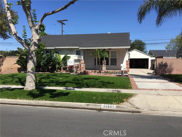 21806 Anza Avenue Torrance CA  90503