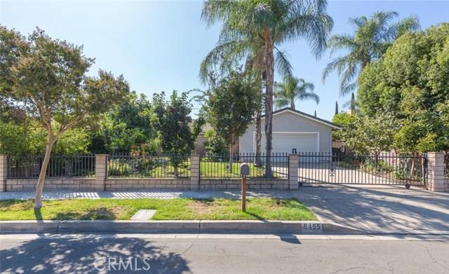 8455 Chaffee Street Rancho Cucamonga CA 91730