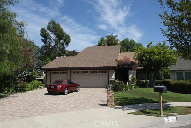 Single Family Home for Sale at 273 North Bobwhite St 273 Bobwhite Orange, California 92869 United States