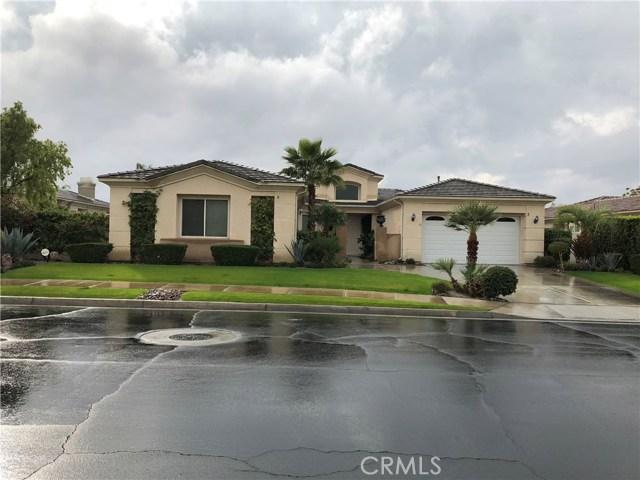 Single Family Home for Sale at 5 Calais Circle 5 Calais Circle Rancho Mirage, California 92270 United States