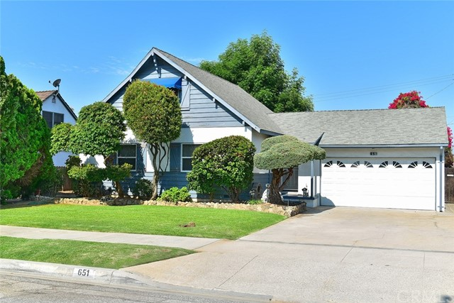651 N Lyman Avenue, Covina, CA 91724