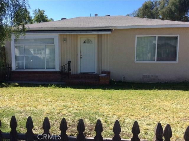 Single Family Home for Sale at 24937 7th Street San Bernardino, California 92410 United States