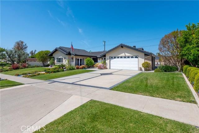 14211 Clarissa Lane North Tustin, CA 92705 - MLS #: PW18101813
