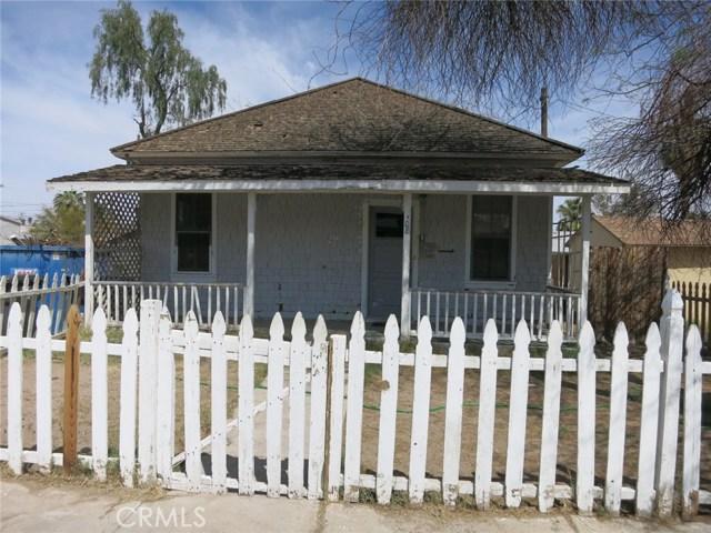 408 Bazoobuth Street Needles, CA 92363 - MLS #: JT17209141