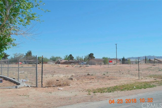 0 Kiamichi Road Apple Valley, CA 92307 - MLS #: CV18096581