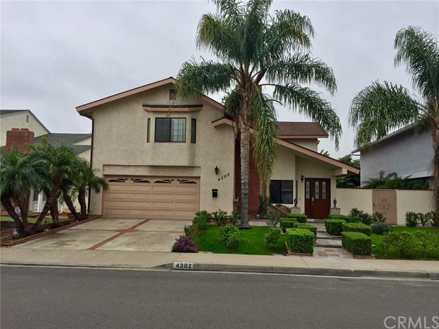 4302 Brookside Street Irvine, CA 92604 is listed for sale as MLS Listing OC17029171