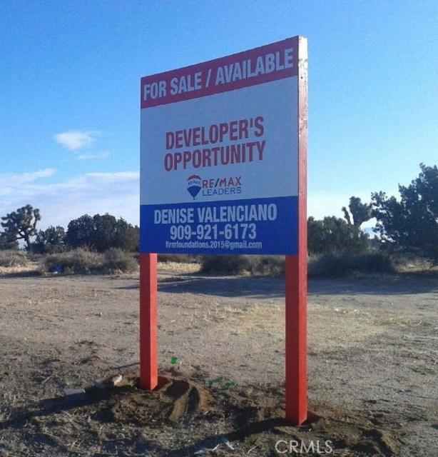 0 Escondido Ave Hesperia, CA 0 - MLS #: CV18014149