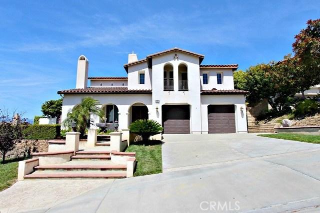 Single Family Home for Sale at 2923 Hillside Drive E West Covina, California 91791 United States