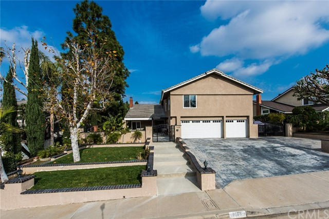 Single Family Home for Sale at 7109 Mockingbird Way E Anaheim Hills, California 92807 United States