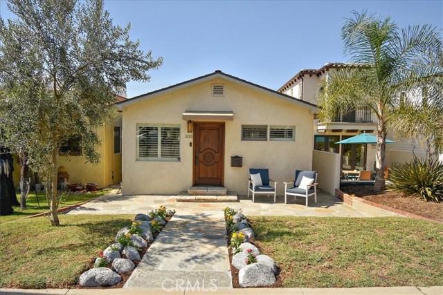 533 Eucalyptus Drive, El Segundo, California 90245, 3 Bedrooms Bedrooms, ,3 BathroomsBathrooms,Single family residence,For Sale,Eucalyptus,SB19244405